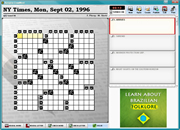 Creating and sharing crosswords easily.